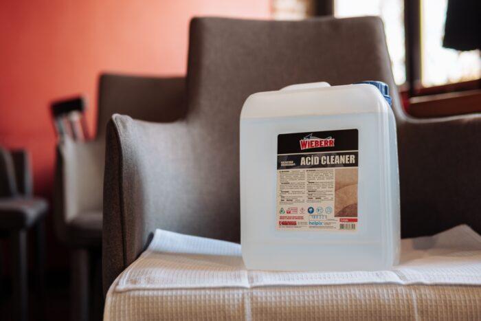 Kislotnyj opolaskivatel Wieberr Acid Cleaner
