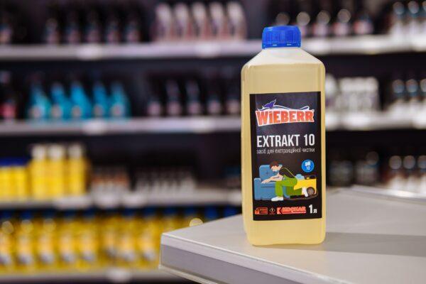 Zasіb dlya ekstraktsіjnoї chistki Extrakt 10